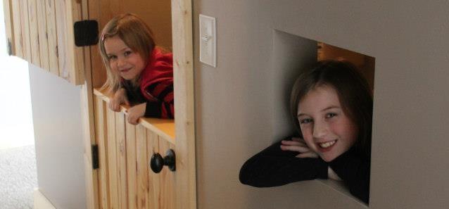 Kids play room, accomodations 2